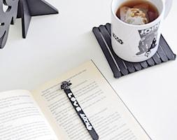 Co można zrobić z patyczków po lodach? Cleo-inspire Blog - Salon, styl skandynawski - zdjęcie od cleo-inspire - Homebook