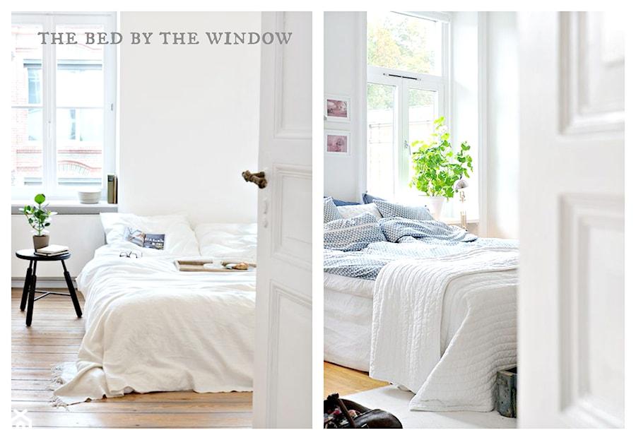 łóżko Pod Oknem Zdjęcie Od Cleo Inspire Homebook