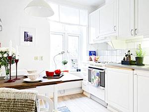 Skandynawski apartament - 44 metrów kwadratowych.