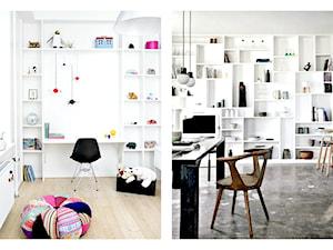 Dużo półek - dużo pomysłów. Jak udekorować otwarte półki?
