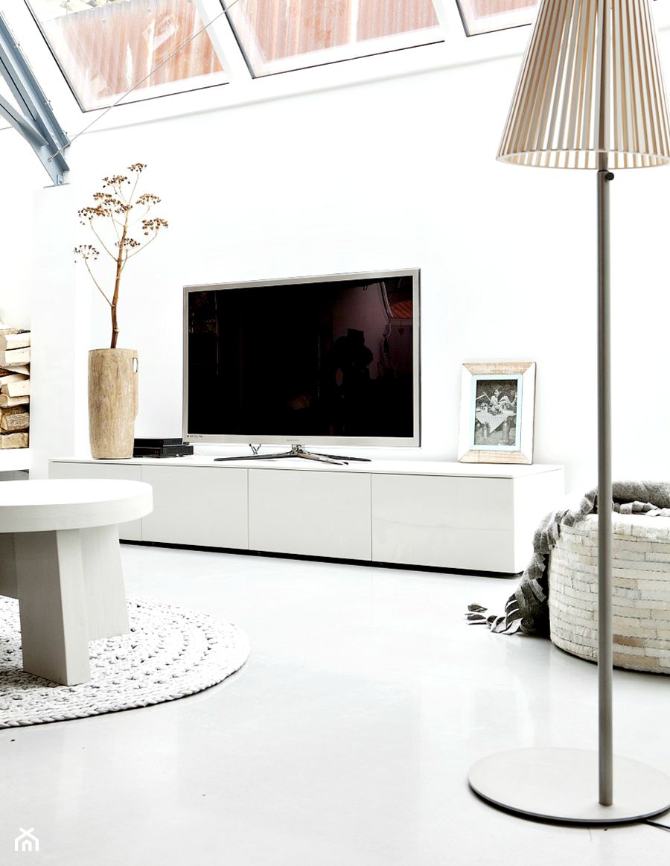 Bia a szafka kredens pod telewizor zdj cie od cleo inspire - Scandinavische kleur ...