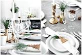 Święta na bogato - Bożonarodzeniowe Złoto. - zdjęcie od cleo-inspire - homebook