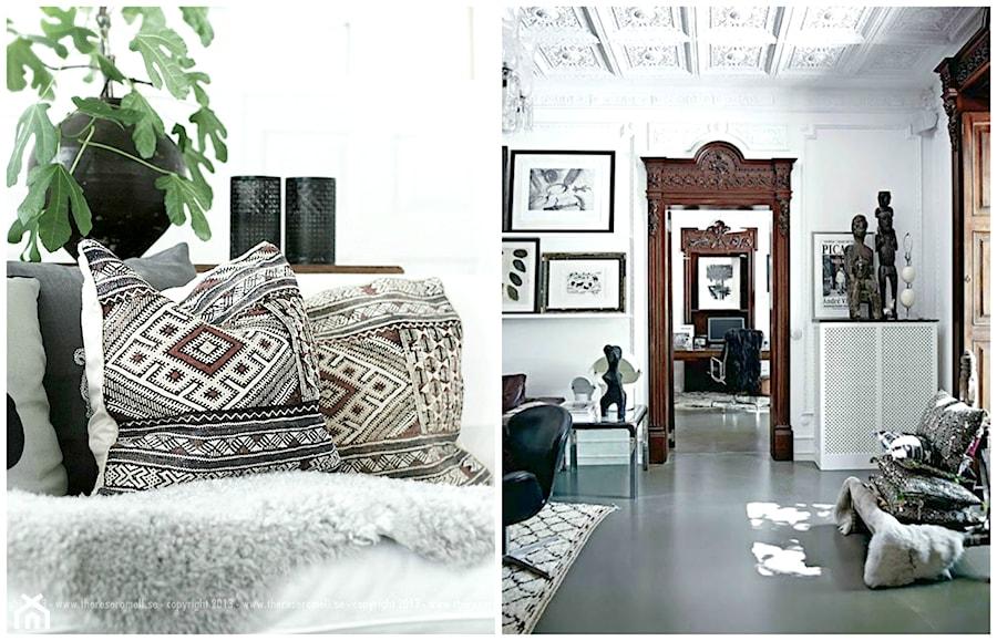 Jak udekorowa mieszkanie w neutralnej kolorystyce br zu for Salon art deco