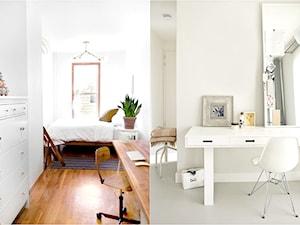 Jak wygospodarować miejsce na biurko w swojej sypialni?