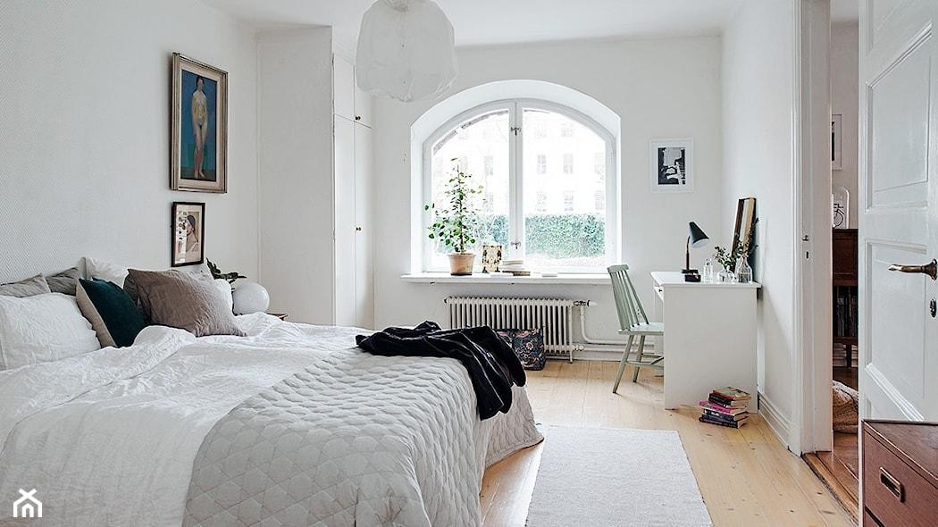 Biała Sypialnia Pomysły Na Urządzenie Sypialni W Bieli