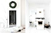 minimalistyczne dekoracje świąteczne