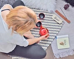 My office tour & Place of relaxation | Cleo-inspire Blog | - zdjęcie od cleo-inspire - Homebook
