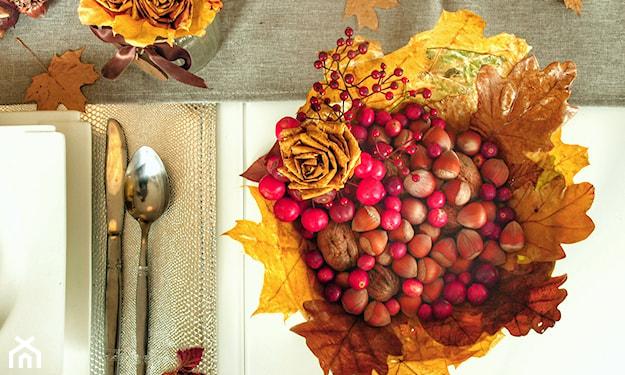 ozdoby na jesień