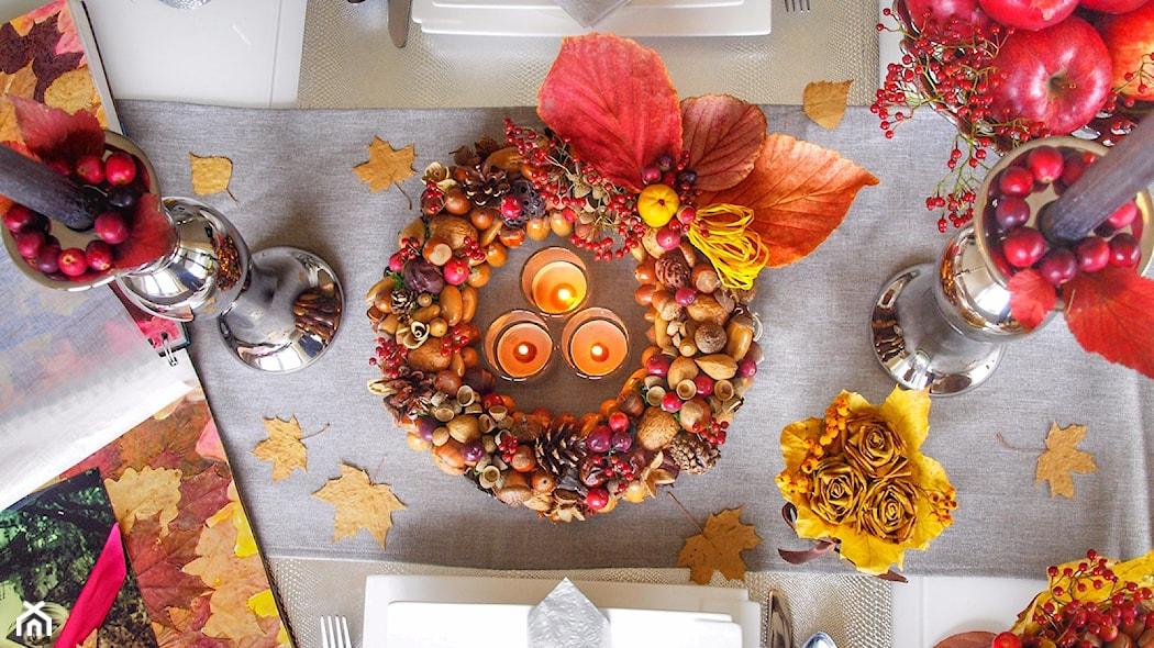 Jesienne Dekoracje Jak Ozdobić Wnętrze Jesienią Homebook