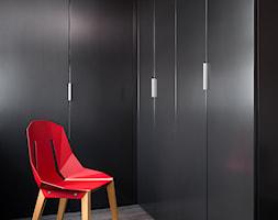 Średnia garderoba, styl nowoczesny - zdjęcie od RedCubeDesign projektowanie wnętrz