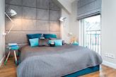 Sypialnia - zdjęcie od RedCubeDesign projektowanie wnętrz - homebook