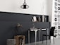 9design: Black & white we wnętrzach, czyli ponadczasowy i elegancki kontrast - zdjęcie od 9design