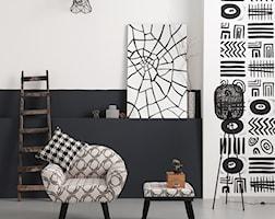 Black & white we wnętrzach, czyli ponadczasowy i elegancki kontrast - zdjęcie od 9design