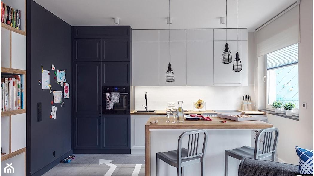 Pomysły na aranżację ściany nad blatem kuchennym Homebook