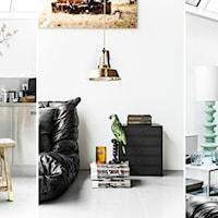 Czarne na białym – styl skandynawski w 9design, Style we wnętrzach