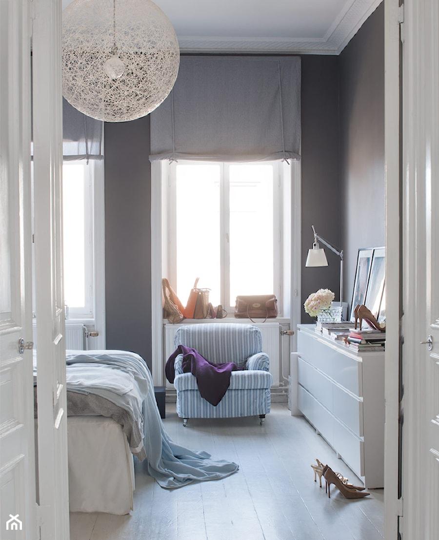 Inspiracja 9design Romantyczna Sypialnia W Bieli I
