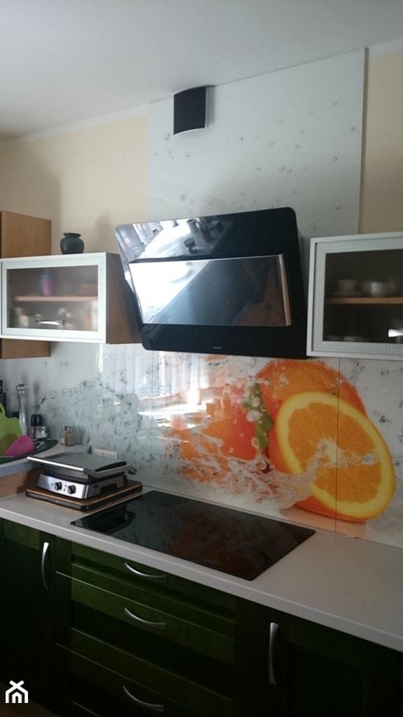 Zaktualizowano Szkło z nadrukiem do kuchni - zdjęcie od TERJOT - szklane elementy FV44