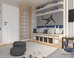 Pokój dziecięcy 1 - Pokój dziecka, styl nowoczesny - zdjęcie od Anna Romik Architektura Wnętrz - Homebook