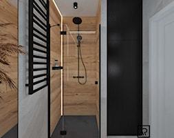 Łazienka 62 - Łazienka, styl nowoczesny - zdjęcie od Anna Romik Architektura Wnętrz - Homebook