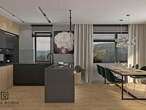 Salon z kuchnią 15