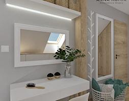 Garderoba+-+zdj%C4%99cie+od+Anna+Romik+Architektura+Wn%C4%99trz
