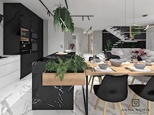 Salon z kuchnią 16