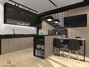 Salon z kuchnią 9