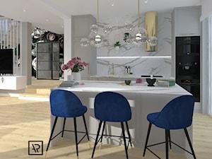 Salon z kuchnią 13