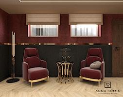 Salon 16b - Salon, styl glamour - zdjęcie od Anna Romik Architektura Wnętrz - Homebook