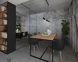 Salon+-+zdj%C4%99cie+od+Anna+Romik+Architektura+Wn%C4%99trz
