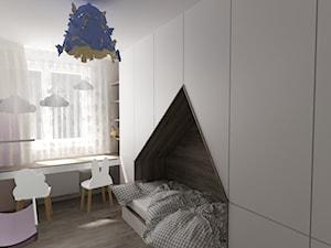 pokój dziecka w jasnych barwach - New Concept Design - zdjęcie od New Concept Design