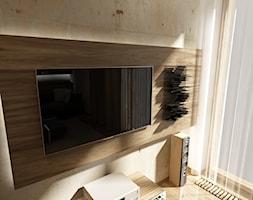 Przytulny gabinet - zdjęcie od New Concept Design