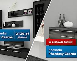 Czarna+meblo%C5%9Bcianka+Phantasy+%2B+komoda+-+zdj%C4%99cie+od+aaaameble