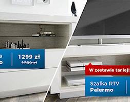 Komoda+i+Szafka+RTV+Palermo+-+zdj%C4%99cie+od+aaaameble