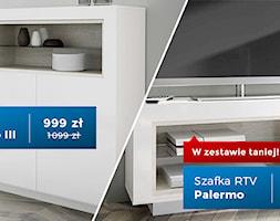 Komoda+Palermo+III+%2B+Szafka+RTV+Palermo+III+-+zdj%C4%99cie+od+aaaameble