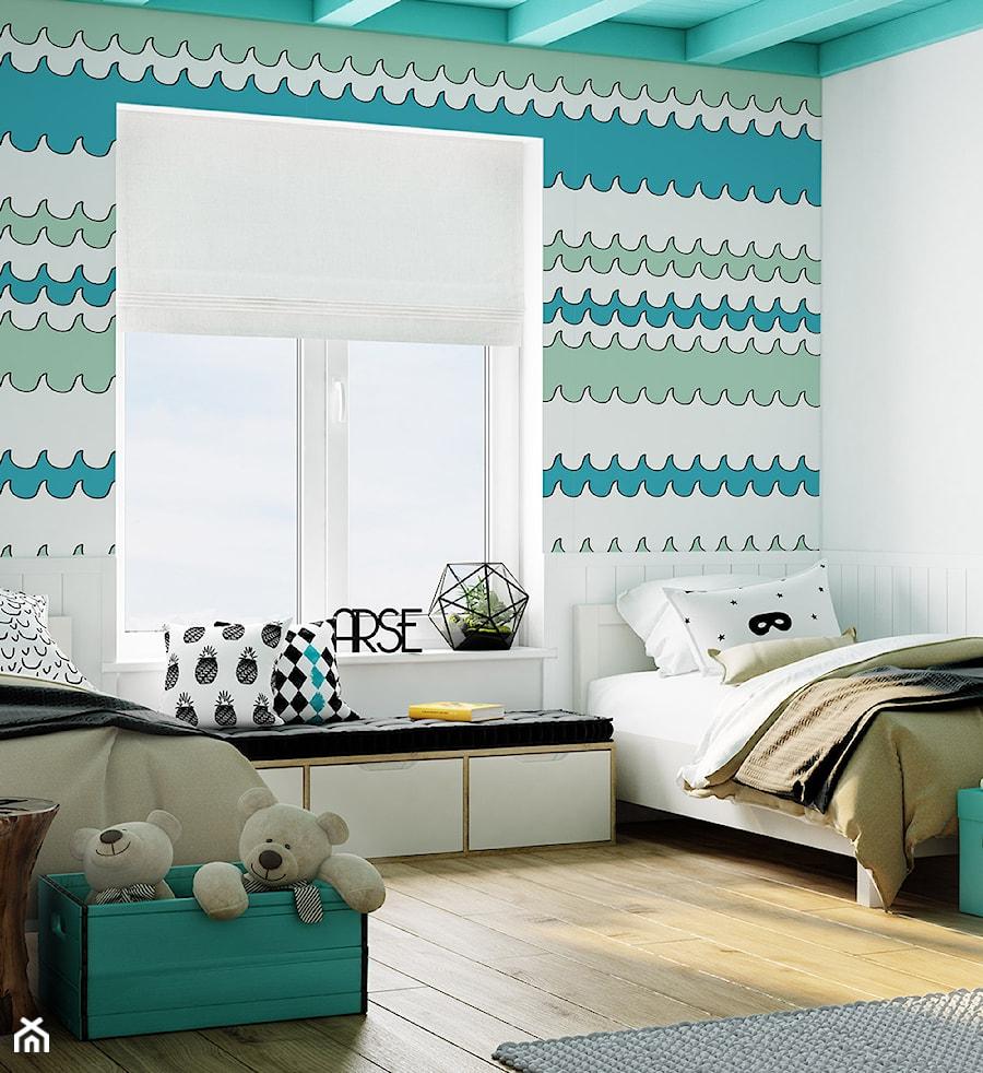 Pokój dla małego marynarza - zdjęcie od info@humptydumpty.com.pl