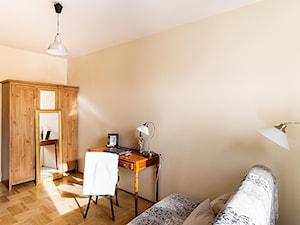 Sypialnia/gabinet - po zmianie - zdjęcie od Home Staging Studio AP