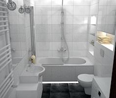 Łazienka styl Nowoczesny - zdjęcie od Interiors Dawid Zieja