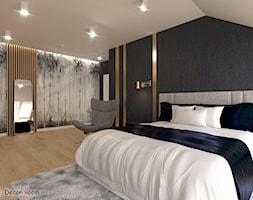 Sypialnia - zdjęcie od Zieja Interiors Design - Homebook
