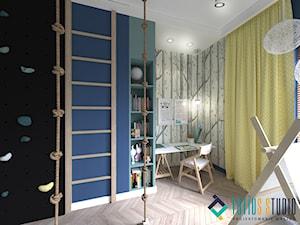 Pokój małego odkrywcy - zdjęcie od Totius Studio