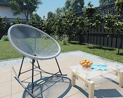 Taras, styl nowoczesny - zdjęcie od vidaXL - Homebook