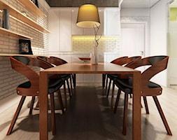 Krzesła - Jadalnia, styl industrialny - zdjęcie od vidaXL - Homebook