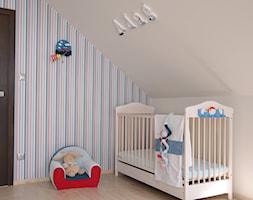 BIAŁY...STOK - Pokój dziecka - zdjęcie od FARAT studio Joanna Matwiejuk - Homebook