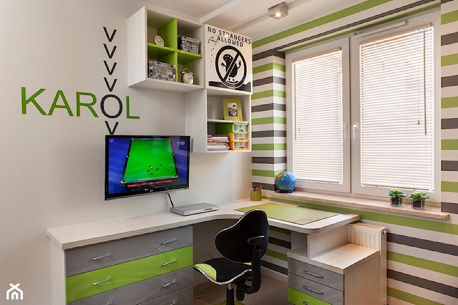 tu rz dzi karol redni pok j dziecka dla ch opca dla nastolatka zdj cie od farat studio. Black Bedroom Furniture Sets. Home Design Ideas