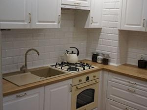 Meble kuchenne w stylu angielskim - zdjęcie od FILMAR meble