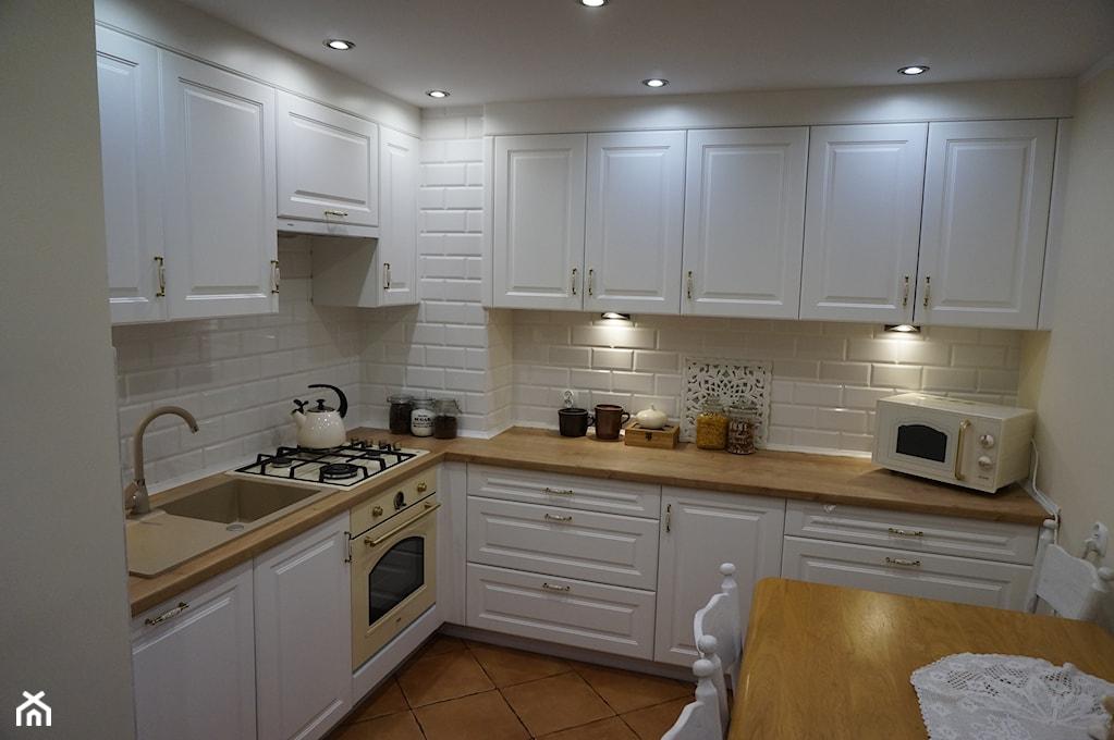 Jak urządzić kuchnię w stylu angielskim  5 pomysłów   -> Kuchnie Prowansalskie Obrazy
