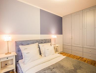 Sypialnia - zdjęcie od Oles Project Sp. z o.o. Remonty i Wykończenia