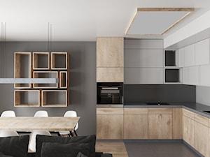 Kuchnia - zdjęcie od Brzozowski Architecture