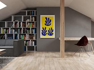 Poddasze - zdjęcie od Brzozowski Architecture