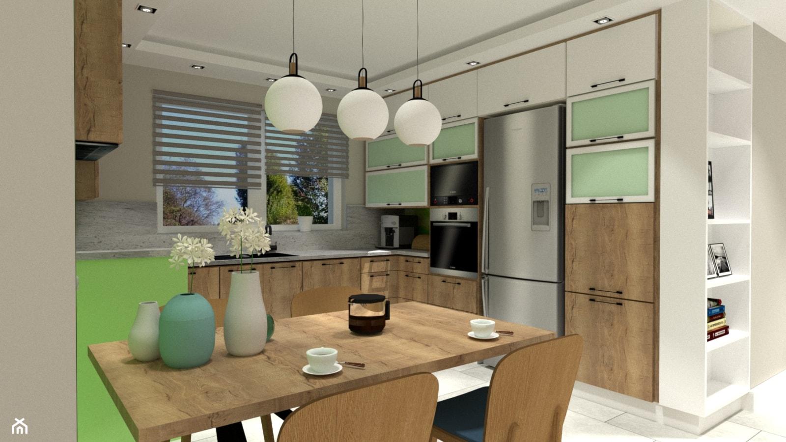 Kuchnia - zdjęcie od Projekt44 - Homebook